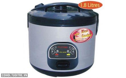 Nồi cơm điện FUJIYAMA FRC-40XB giảm giá mạnh