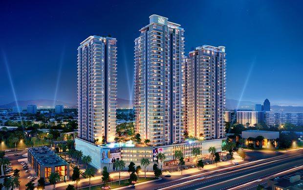 Giao dịch căn hộ tầm trung tăng mạnh tại Hà Nội
