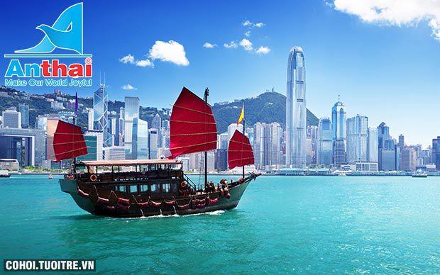 Tết Đinh Dậu du lịch Hồng Kông 4N3Đ