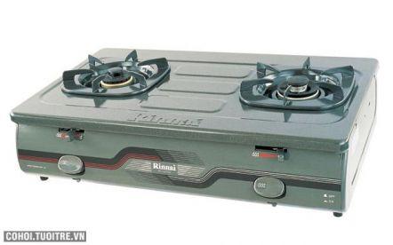 Bếp gas dương Rinnai RV-4700G - Chén đồng