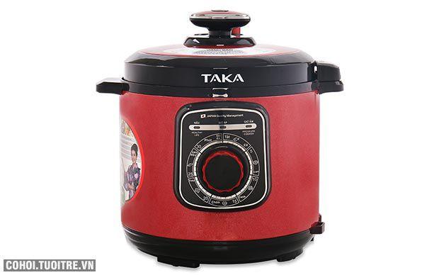 Nồi áp suất Taka TKE256