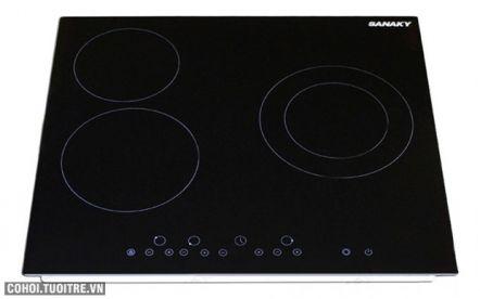 Bếp hồng ngoại Sanaky AT-301HGW