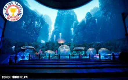 Tour du lịch Singapore – Khám phá khu vườn bên vịnh