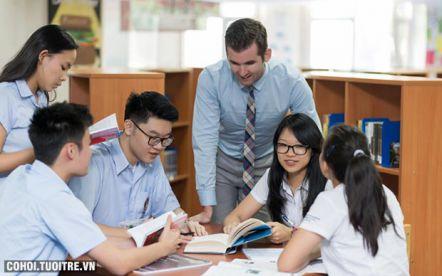 HS song ngữ được học nhiều trường ĐH danh tiếng