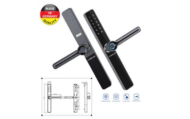 Khóa điện tử Kassler KL-599 Black