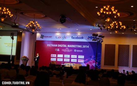 Hội thảo Việt Nam Digital Marketing 2015