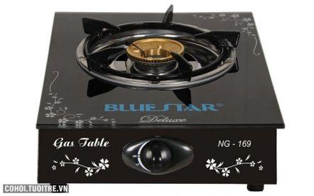 Bếp gas đơn BlueStar NG-169 - Điếu đồng