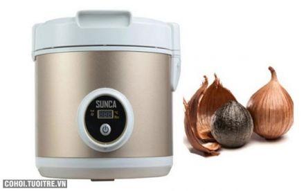 Làm tỏi đen tại nhà với máy làm tỏi Tiross TS904