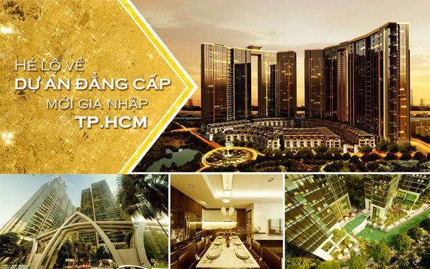 Hé lộ về dự án đẳng cấp mới gia nhập TP.HCM
