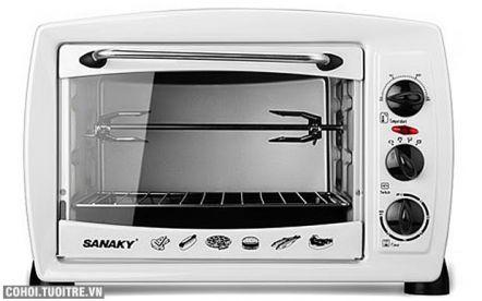 Lò nướng Sanaky VH 258B