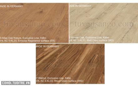 Cung cấp và lắp đặt sàn gỗ Kahn