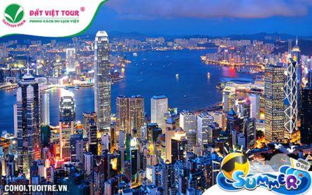 Tour Hồng Kông, Thâm Quyến, Quảng Châu giá tốt