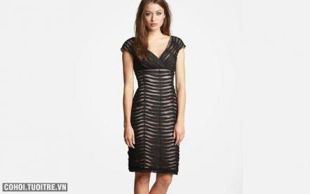 Đầm hàng hiệu Mỹ Adrianna Papell mã D1