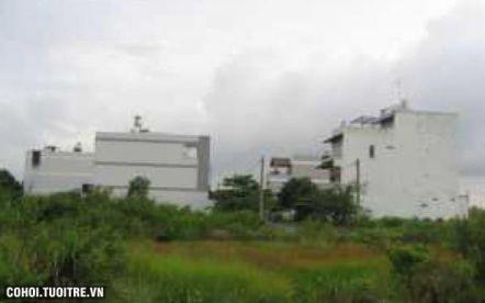 Nền đất mặt tiền đường số 8 Long Phước quận 9