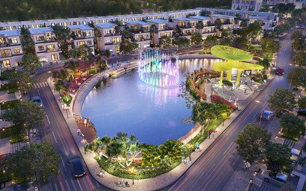 Vì sao người Sài Gòn vẫn mơ mái ấm ven sông hồ