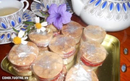 Đặc sản bánh đậu xanh phố Hội An