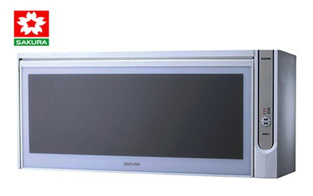 Máy sấy chén tự động loại treo tủ bếp SAKURA Q-7565WXL