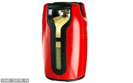Bình gas composite an toàn chống cháy nổ