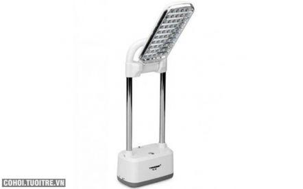 Đèn sạc Tiross TS51 tích hợp 40 đèn LED