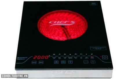 Bếp hồng ngoại Chef's EH-HL2000A