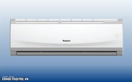 Mua máy lạnh REETECH RT/RC9DD tặng phiếu quà tặng 500.000đ