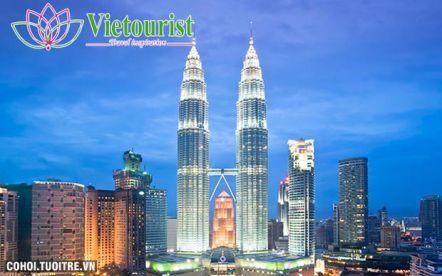 Tour du lịch Singapore - Malaysia khuyến mãi hấp dẫn