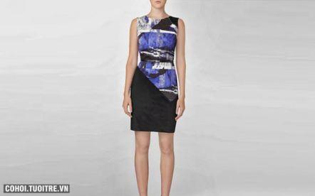 Đầm hàng hiệu Mỹ Calvin Klein mã C995