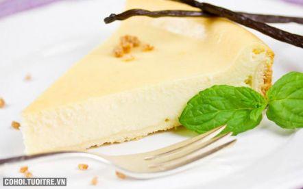 Bánh phô mai (cheese cake) cao cấp