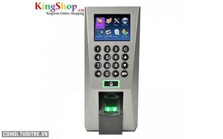 Máy chấm công bằng vân tay & thẻ từ kiểm soát cửa Wise Eye WSE 950A