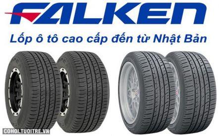 Tặng tiền lên tới 350.000đ khi mua lốp Falken và Fizenza