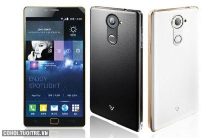 Mua smartphone Vega Iron 2 chính hãng - nhận quà khủng