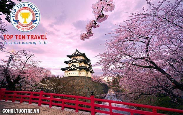 Tour Nhật Bản giá rẻ