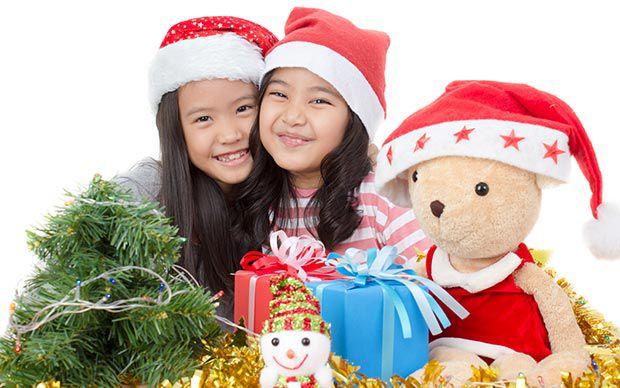 ILA mừng Giáng Sinh cùng cuộc thi Thư gửi Ông già Noel