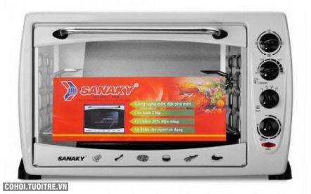 Lò nướng Sanaky VH-309B - 30L