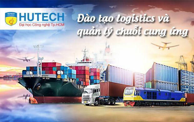 HUTECH đào tạo logistics và quản lý chuỗi cung ứng
