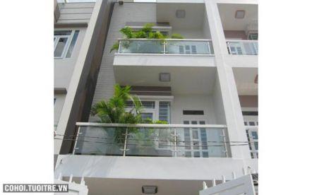 Nhà mới xây hẻm 8m đường Trường Chinh quận Tân Bình