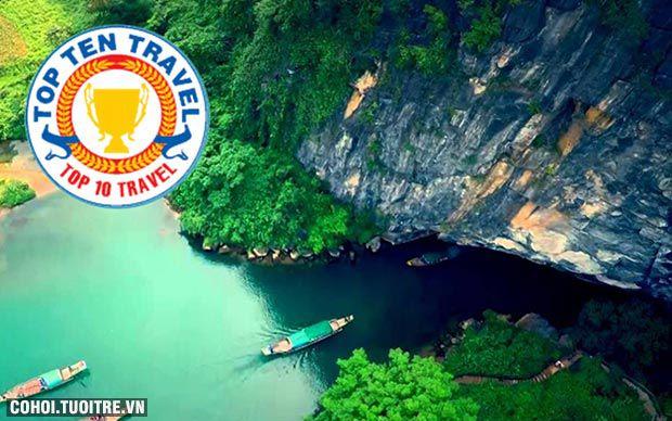 Tour du lịch miền Trung 4 ngày giá hấp dẫn