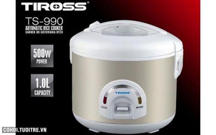 Nồi cơm điện chống dính Tiross TS990