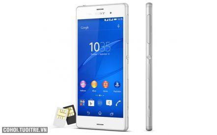 Sony Xperia Z3 dual (02 sim)