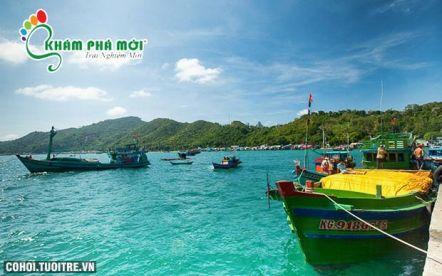 Khám phá thiên đường du lịch biển đảo Nam Du