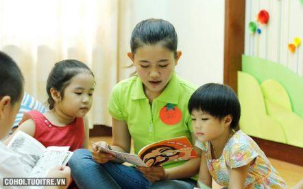 Chương trình bổ trợ cho bé sắp vào lớp 1