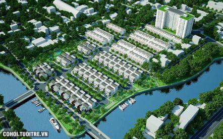 Dự án đất nền Jamona Golden Silk Quận 7, TP.HCM