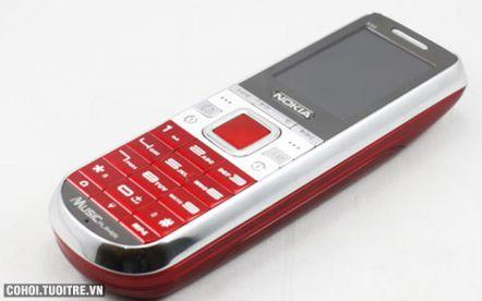 """Kechaoda K60 điện thoại pin """"trâu"""", loa khủng"""