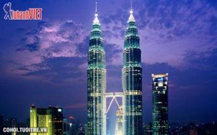 Du lịch Malaysia, Singapore 6 ngày