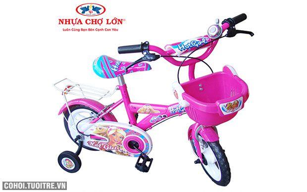 Xe đạp trẻ em 2 bánh Nhựa Chợ Lớn 71- M1379-X2B