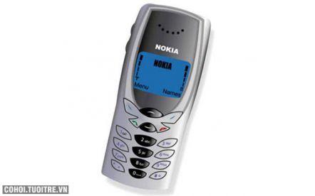 Điện thoại Nokia 8250 (máy cũ)
