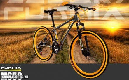 Xe đạp địa hình MTB50 trẻ trung phong cách