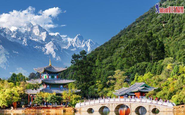 Tiết kiệm 5 triệu đồng tour Lệ Giang - Shangri La