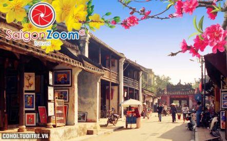 Tour Đà Nẵng - Bà Nà - Hội An - Huế - Động Thiên Đường