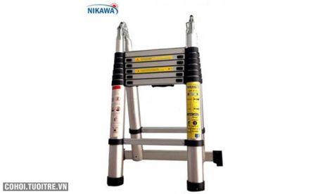 Nikawa NK-38AI giá tốt từ đại lý thang nhôm Nikawa